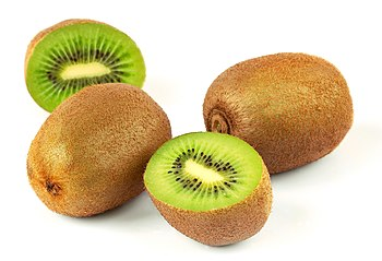 Recipe for Kiwi Salsa