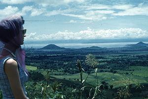 English: View of Lake Managua