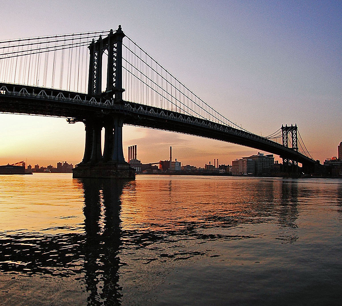 Manhattan Bridge – Wikipedia