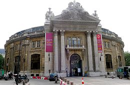 bourse de commerce de paris