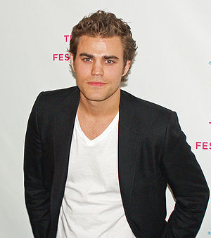 Paul Wesley at the premiere of Killer Movie at...