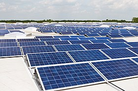 amorphous solar panel