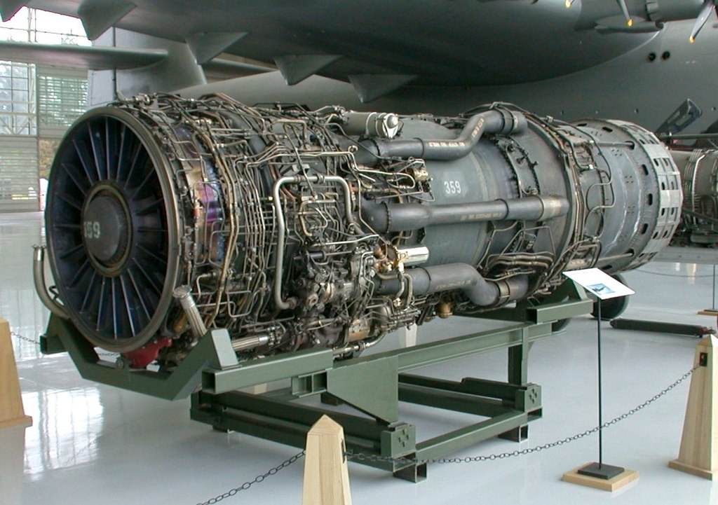 Diagram Of A Jet Engine Image Credit Wikipedia
