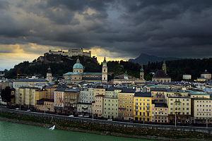 City of Salzburg (Austria) Français : Ville de...
