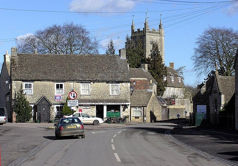 Sherston Wiltshire.