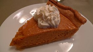 I made it! Easiest ever recipe- 1 can pumpkin,...
