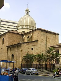 Complejo religioso de San Francisco Cali  Wikipedia la enciclopedia libre