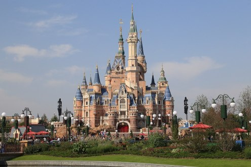Image result for how much to get in disneyland shanghai