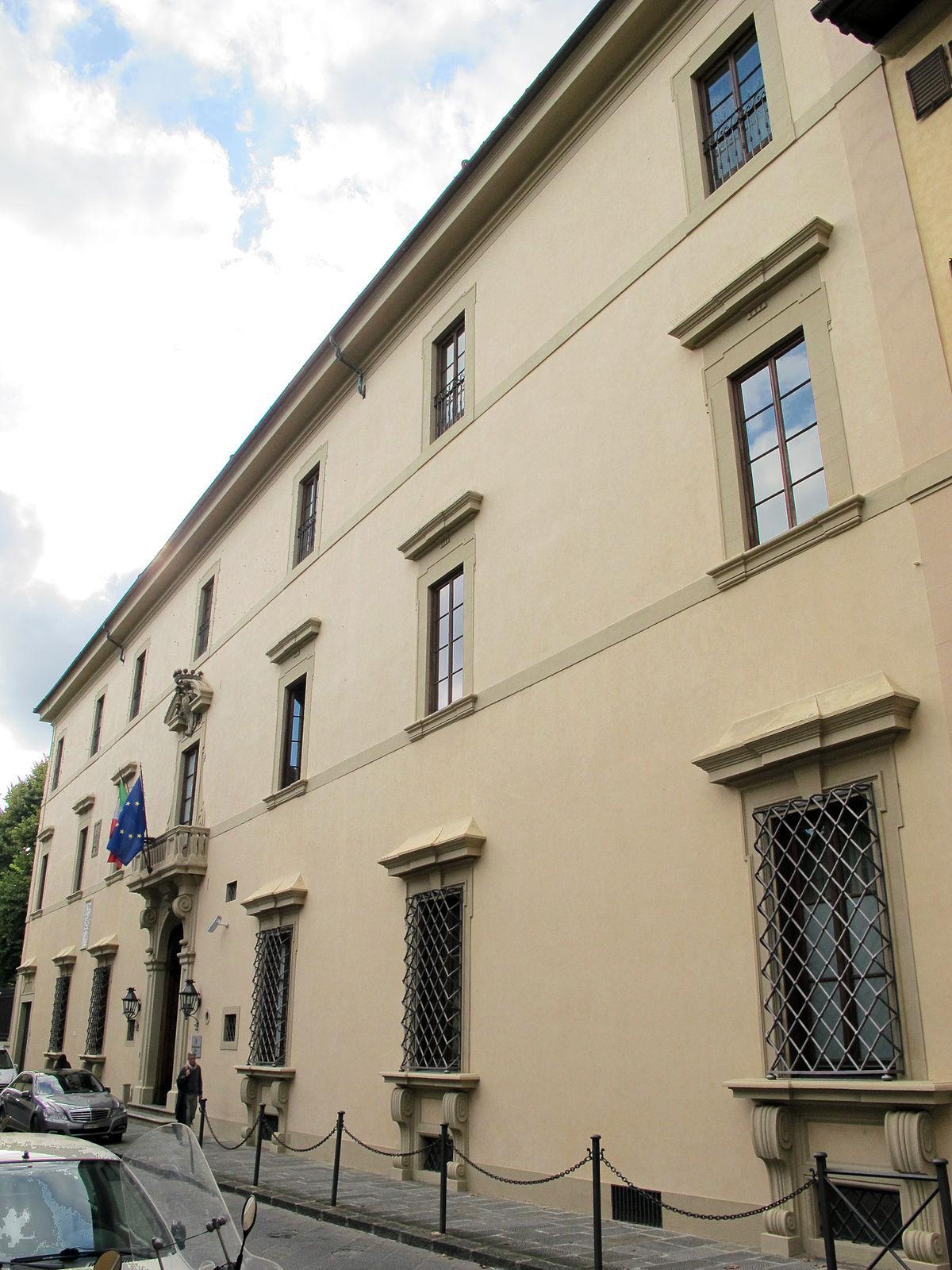 Palazzo della Gherardesca  Wikipedia