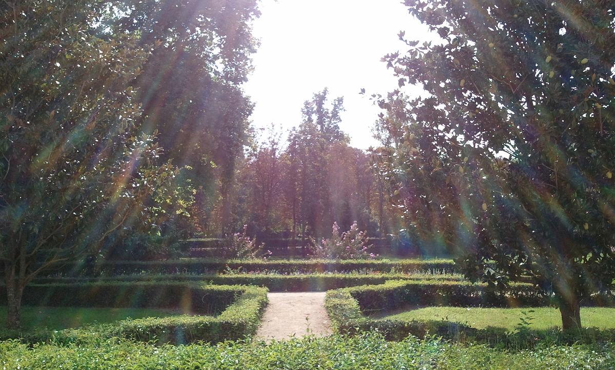 Jardines de Aranjuez  Wikipedia la enciclopedia libre
