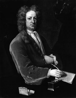 Joseph Addison by Michael Dahl