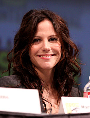 English: Mary-Louise Parker at the 2010 Comic ...