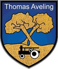 Thomas Aveling Staff List