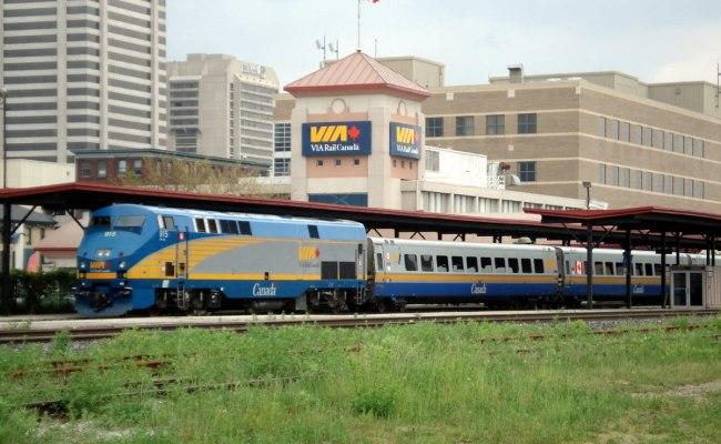 Via Rail Wikipedia