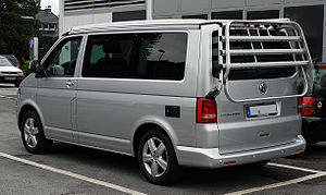VW California Europe 2.0 TDI (T5, Facelift)