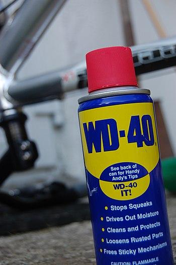 English: WD-40