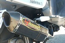 Supersport Exhaust