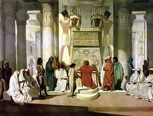 Joseph Interprets the Dream of Pharaoh (19th C...