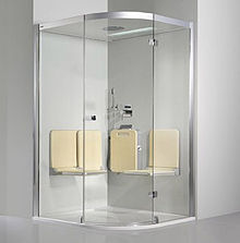 Steam Shower Wikipedia