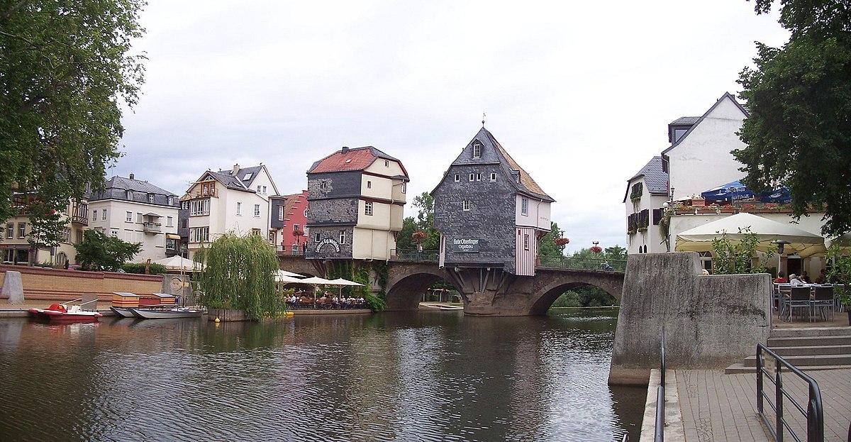 Bad Kreuznach Travel Guide At Wikivoyage