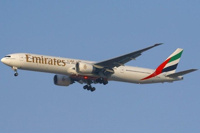 Boeing 777-36N-ER, Emirates AN1263939