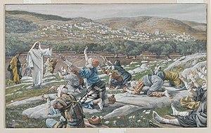 Brooklyn Museum - The Healing of Ten Lepers (G...