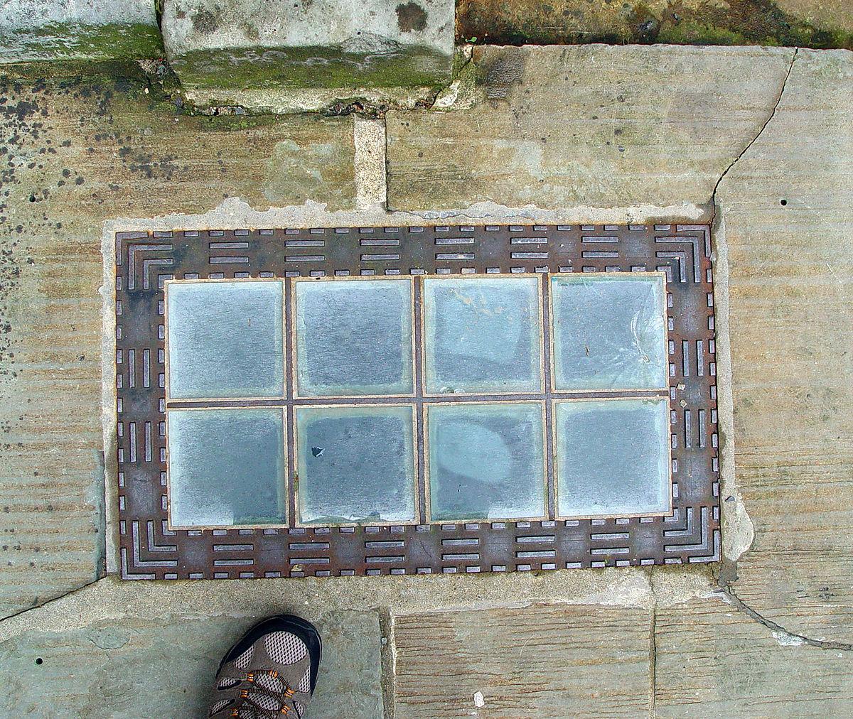 L Shaped Concrete Blocks