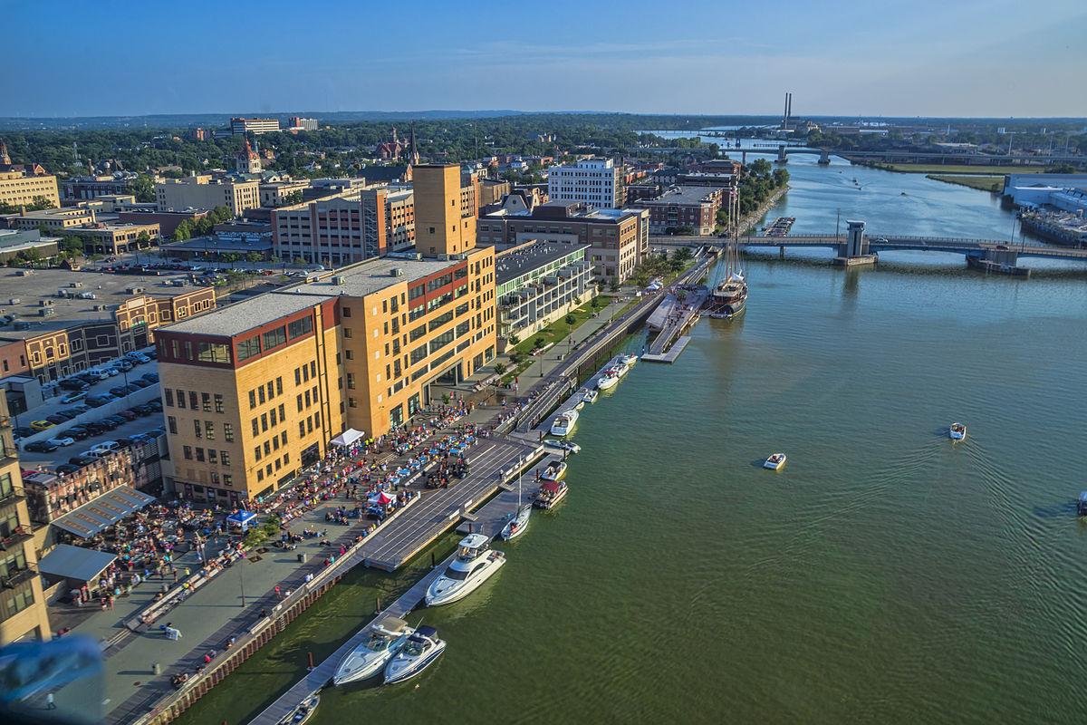 Major River N America