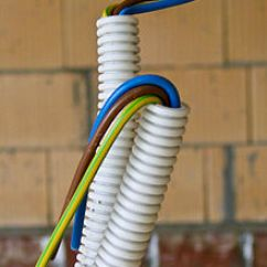 Residential Electrical Wiring Diagrams Chevy Alt Diagram Przewód Elektryczny – Wikipedia, Wolna Encyklopedia