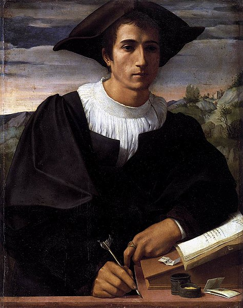 File:Franciabigio - Portrait of a Man - WGA08191.jpg
