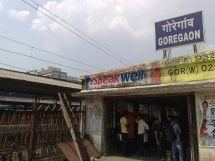 Goregaon Railway Station - Wikipedia