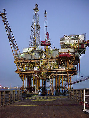Title: Offshore Description: Offshore platform...