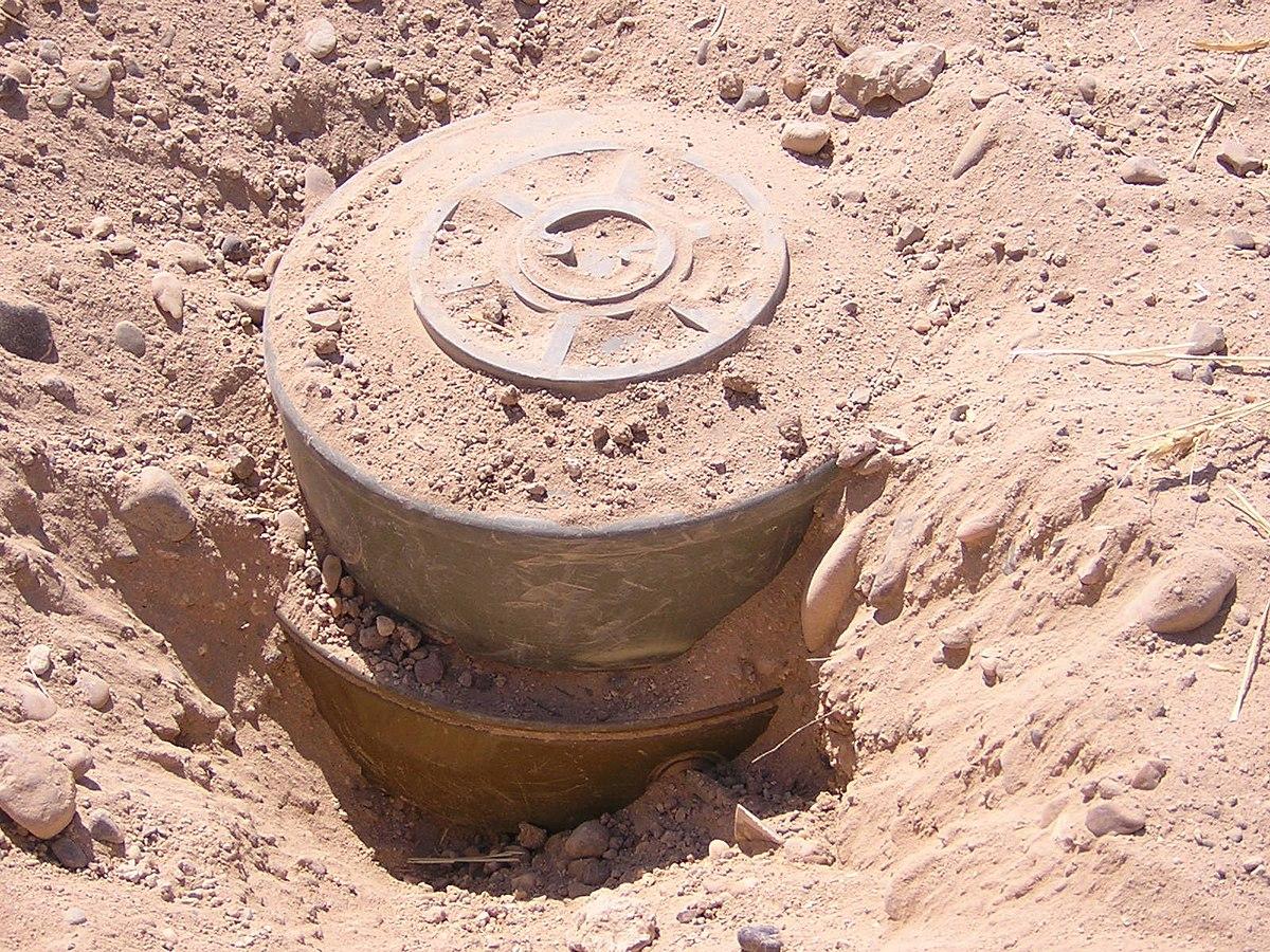 地雷 - Wikipedia