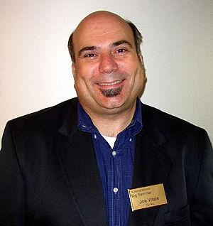 "U.S. marketing author Joe Vitale at ""Big ..."