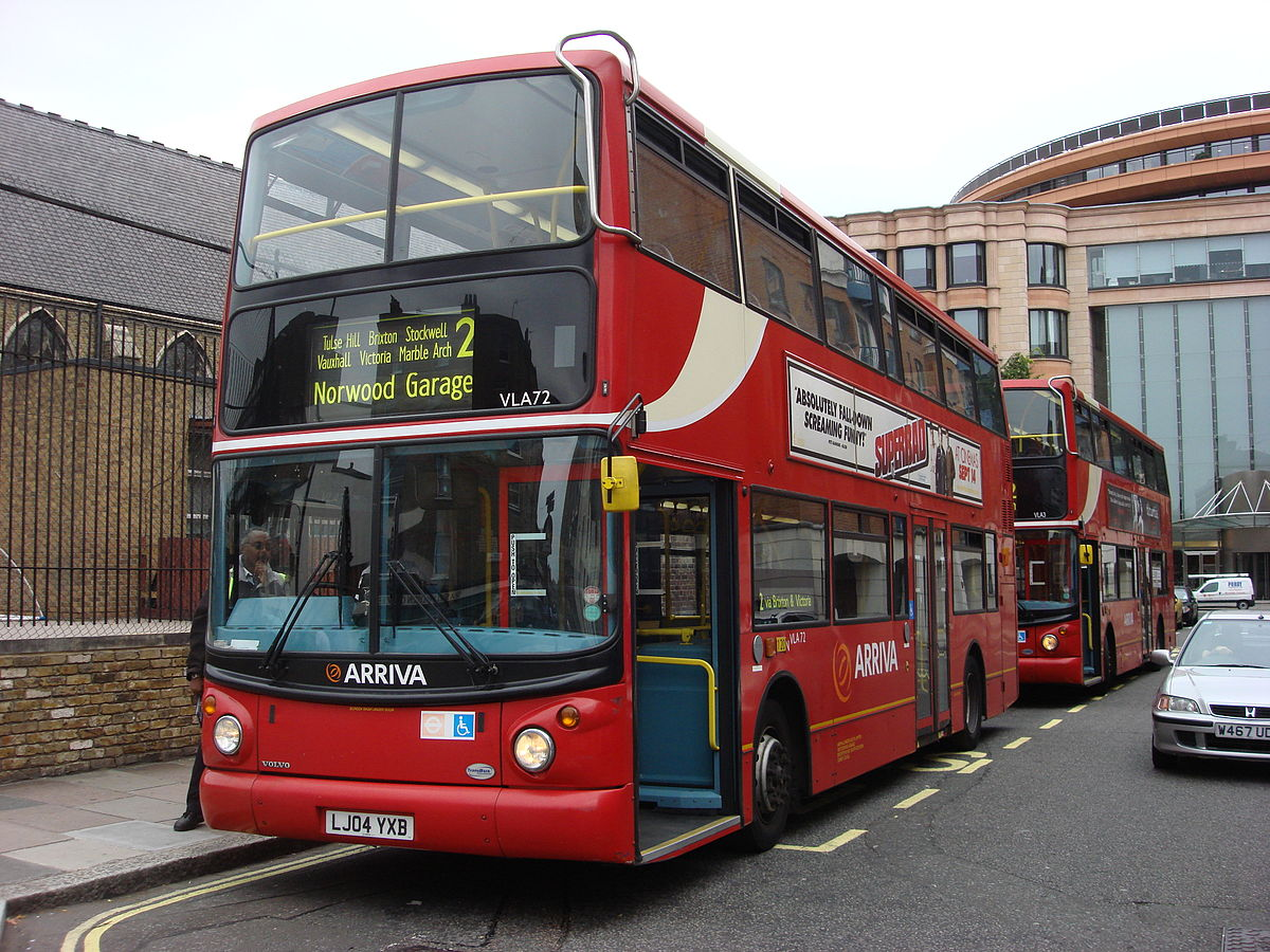 London Buses Route 2 Wikipedia