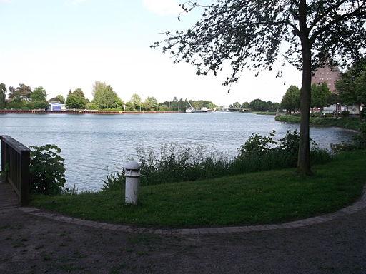 Mittellandkanal Bad Essen
