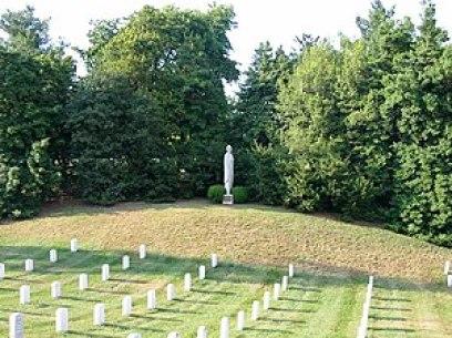 Nurses Memorial at Arlington National Cemetary
