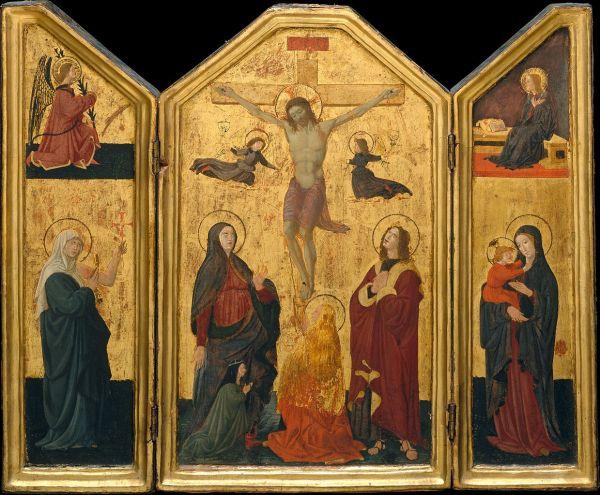 Paolo Uccello Crucifixion
