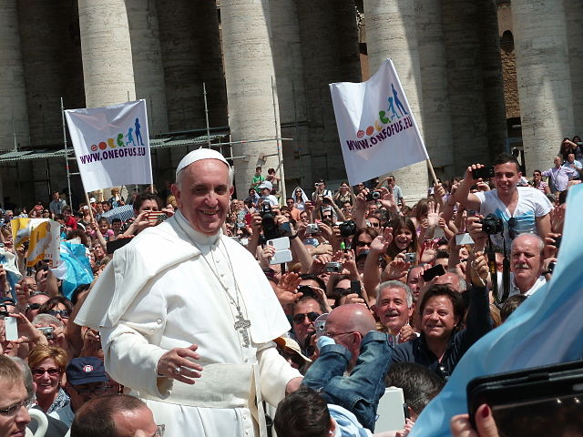 Francis among the people