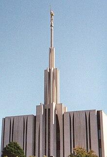 Seattle Washington Temple  Wikipedia