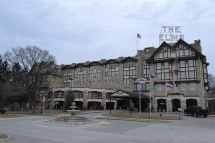 Elms Hotel Excelsior Springs MO