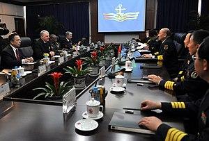 BEIJING (April 18, 2009) Chief of Naval Operat...