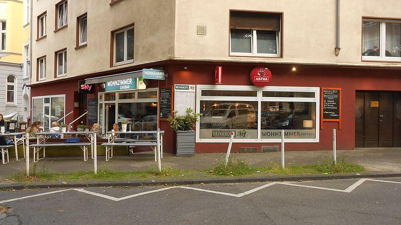 Wohnzimmer Cafebar Dortmund