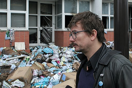2011-11-02 Incendie à Charlie Hebdo - Luz - 02