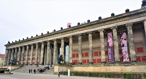 Altes Museum - Joy of Museums