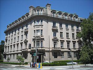 Andrew Mellong Building in Washington, D.C. It...