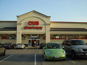 A CVS pharmacy in Southside Place, Texas, form...
