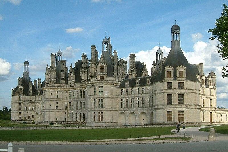 Château de Chambord 16