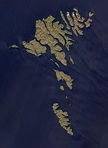 Foe Continent Map : continent, Faroe, Islands, Wikipedia