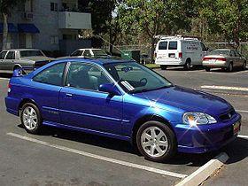 Sewaktu krisis minyak, produksi mobil Jepang telah mengambil kesempatan dengan mengeluarkan mobil kecil dan hemat minyak seperti Honda Civic.